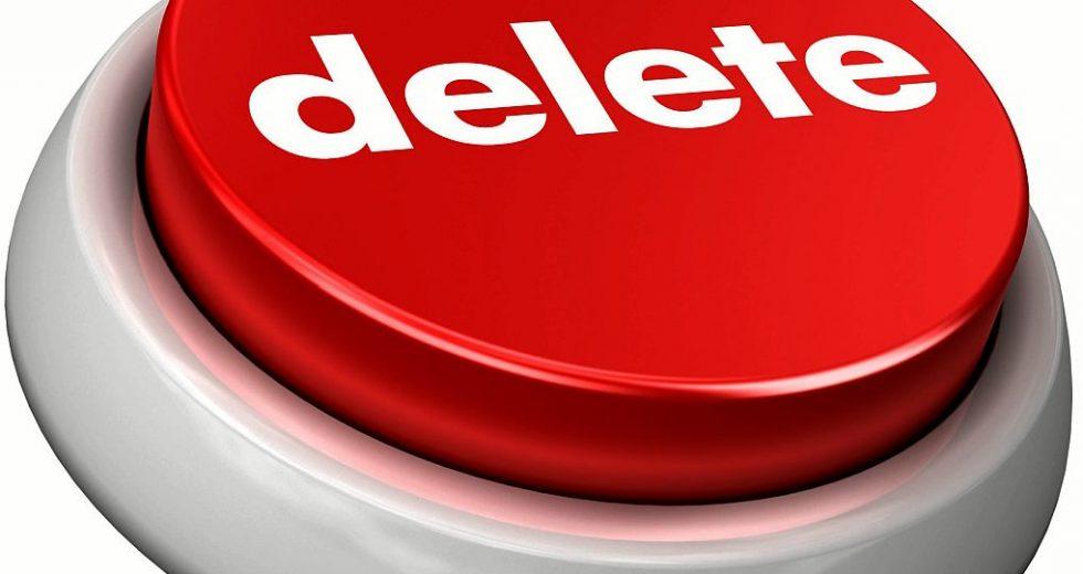 Изтрити файлове и програми за възстановяване
