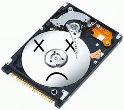 Възстановяване на файлове от хард диск