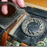 Чистене на лаптоп със софтуерна профилактика.