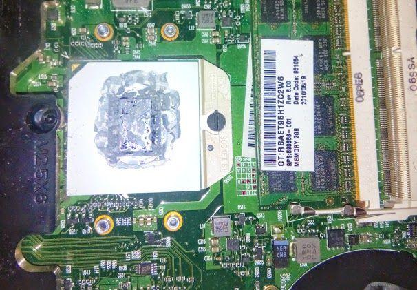 Сервизно почистване на лаптопи