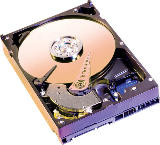Компютърни услуги при загуба на данни