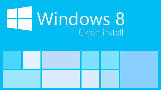 Инсталиране на Windows 8 – полезни указания